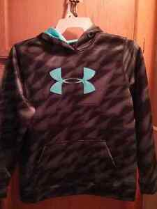 Boys Under Armour Hoodie  Youth Extra Large