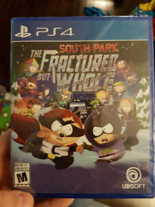 South Park The Fractured But Whole neuf sur PS4
