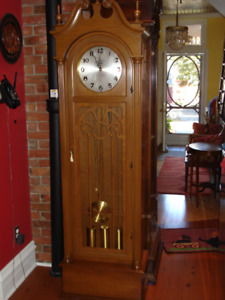 Canadian Grandfather Clock