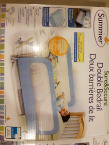 Double Bed Rail - never used