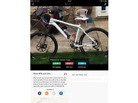 Marin mtb push bike