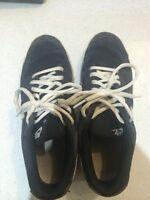 Nike men's size 8 shoes black