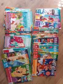 Storytime subscription books, huge collection