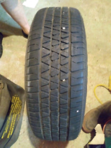 4 Tires and Rims P195/70R14
