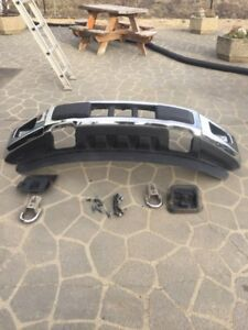 FORD (2016) F150 XLT BUMPER COMPLETE