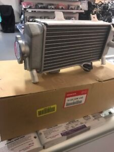Crf250r Radiator (right side )