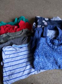 Free bundle of boys clothes age 2-3