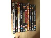 DVD FAST FURIOUS HOT FUZZ BOURNE IDENTITY PIRATES