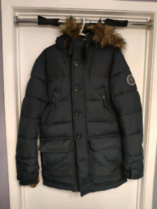 A&F men's winter parka/jacket size S