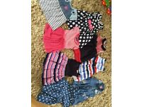 Large baby girl bundle to fit 12-18 months good condition