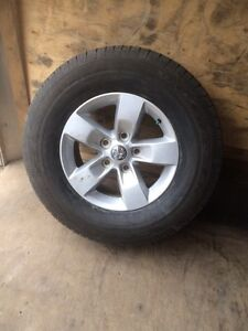 Dodge Ram 1500 package. New