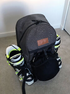Ski Snowboard Backpack with Boot and Helmet Carry (New)