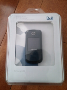 BELL Prepaid cell phone ( sealed in box)
