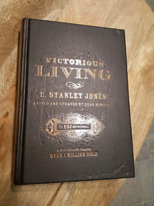 Victorious Living by E. Stanley Jones / Christian Books