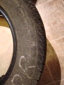 4 pneu été 150$