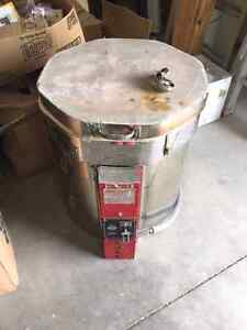 Gare Kiln with direct wiring for sale