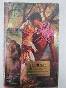 Journal with Bookmark 160 Ruled Pages New Sealed Vintage