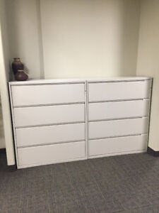 4 office filling cabinet