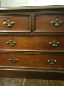 Antique vintage chest drawer quick sell