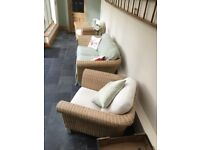 Rattan Wicker Conservatory Furniture Suite