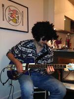 Guitariste recherche band
