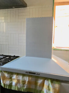 """ELECTROLUX 30"""" STAINLESS STEEL RANGE HOOD - new, no box"""
