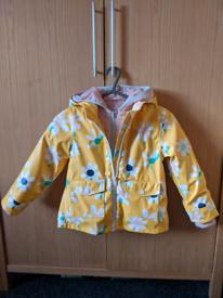 M&S Beautiful Girls coat -2 coats