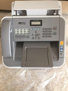 Brother Laser Printer Scan Copy Fax (Almost New) (just reduced)