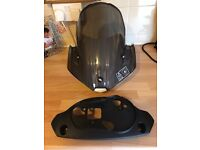 Triumph speed triple fly and screen complete