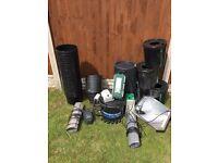 IWS flood and drain Hydroponics job lot