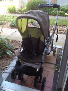 Baby Trends Sit-n-Stand LX Stroller