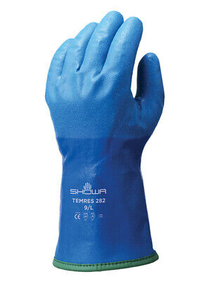 Showa Atlas 282 Temres Insulated Gloves Waterproofbreathable 1 Pair - L Or Xl