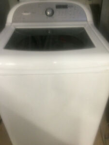 Whirpool washer WARRANTIED