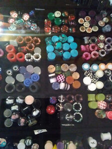 Rock Bottom Prices For Body Jewellery Plugs & Tunnels
