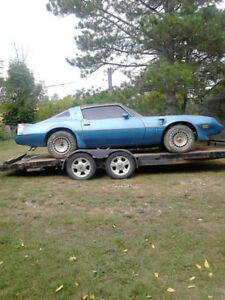 1980 Pontiac Trans Am Turbo Coupe (2 door)