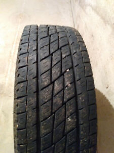 2 SETS OF TIRES  - TRUCK AND SUV -