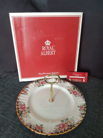 Royal Albert 'Old Country Roses' Table Plate