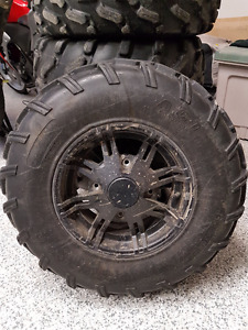 Can-am Rims & Tires