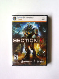 NEW / Section 8 / SouthPeak Games / PC