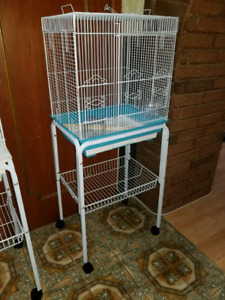 Small Bird Cages with Stands