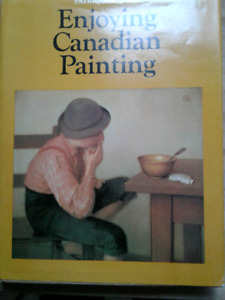 Book - Enjoying Canadian Painting by Patricia Godsell