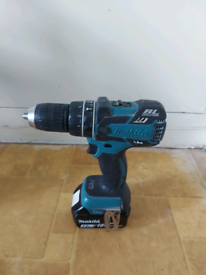 Makita drill and double charger near Waterloo