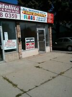 store or office for lease