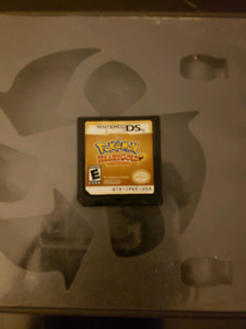 Pokemon Heartgold for the DS (loose)