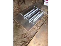 B&Q drawer pan storage