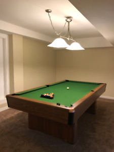Costume Pool Table  For Sale $200 Pickup Yourself
