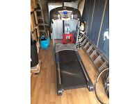 Horizon Fitness Running Machine