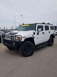 HUMMER H2 2003 CUIR TOIT OUVRANT