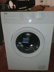 Beko WTG620M1W 1200rpm 6kg Washing Mashine