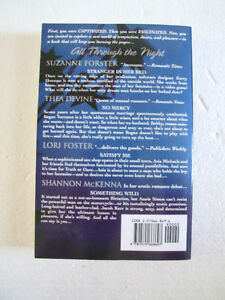 All through the Night by Forster and McKenna paperback London Ontario image 3